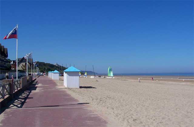 La cote fleurie littoral du pays d 39 auge - Office du tourisme deauville trouville ...